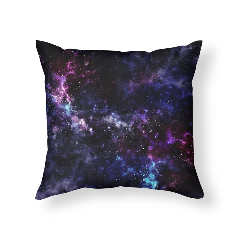 Inconceivably Vast Home Throw Pillow by Fox Shiver's Artist Shop