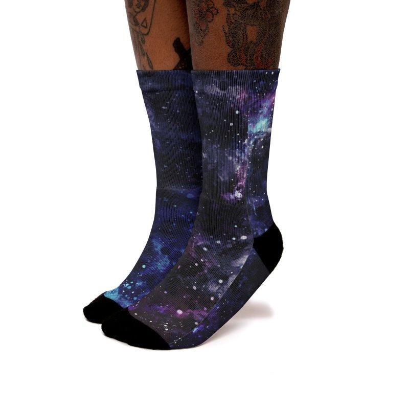 Inconceivably Vast Women's Socks by Fox Shiver