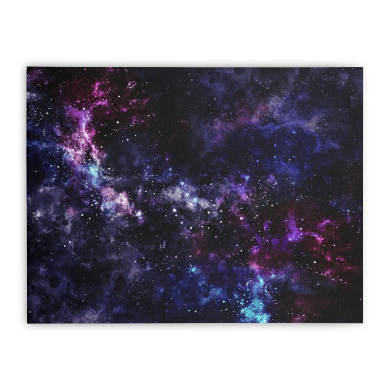 Inconceivably Vast Home Stretched Canvas by Fox Shiver's Artist Shop