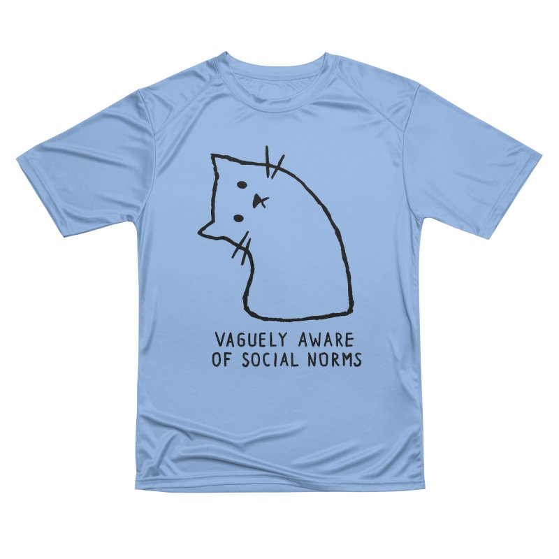 Vaguely Aware of Social Norms Women's T-Shirt by Fox Shiver