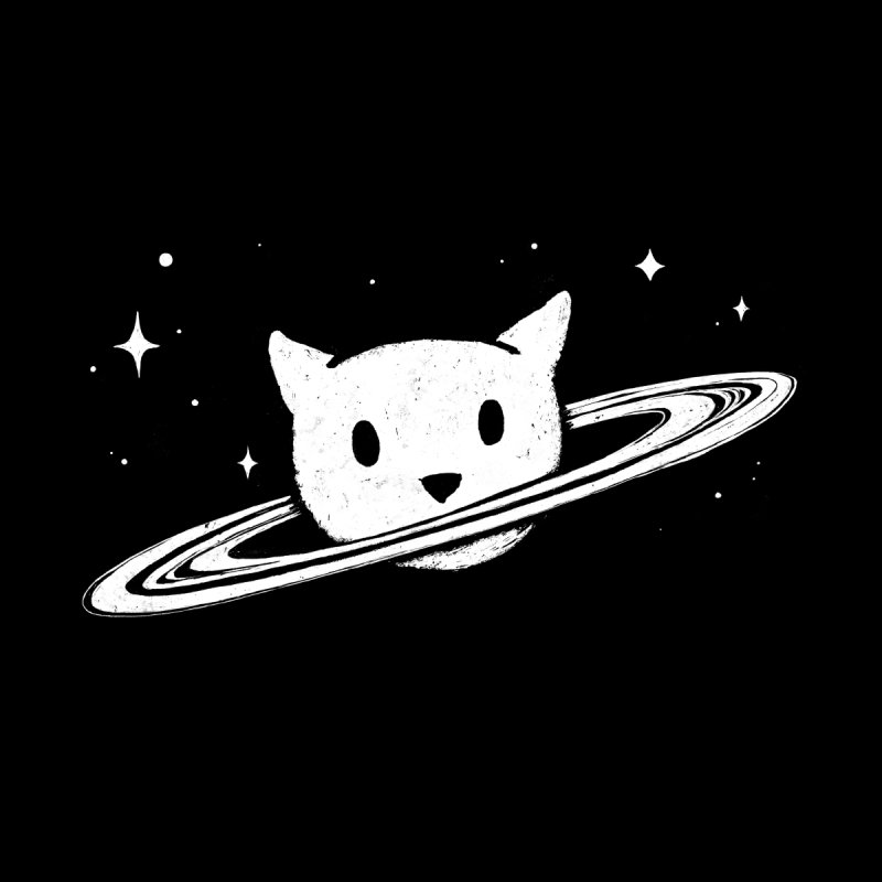 Saturn the Cat by Fox Shiver's Artist Shop