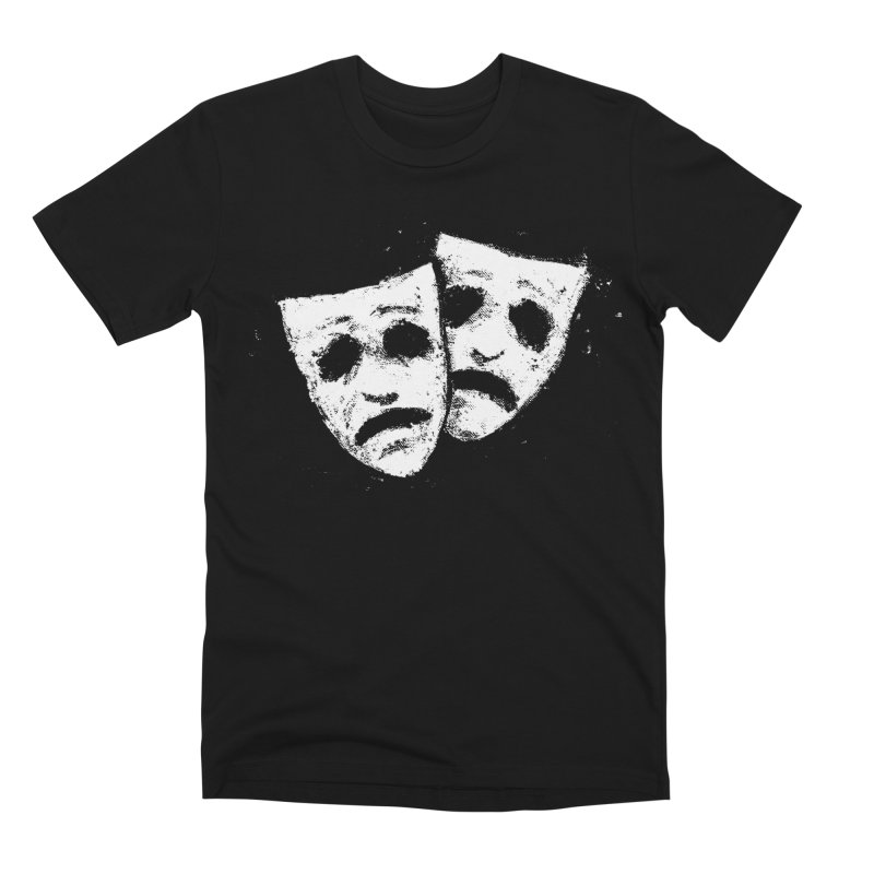 Nothing to Laugh About Men's Premium T-Shirt by Fox Shiver's Artist Shop