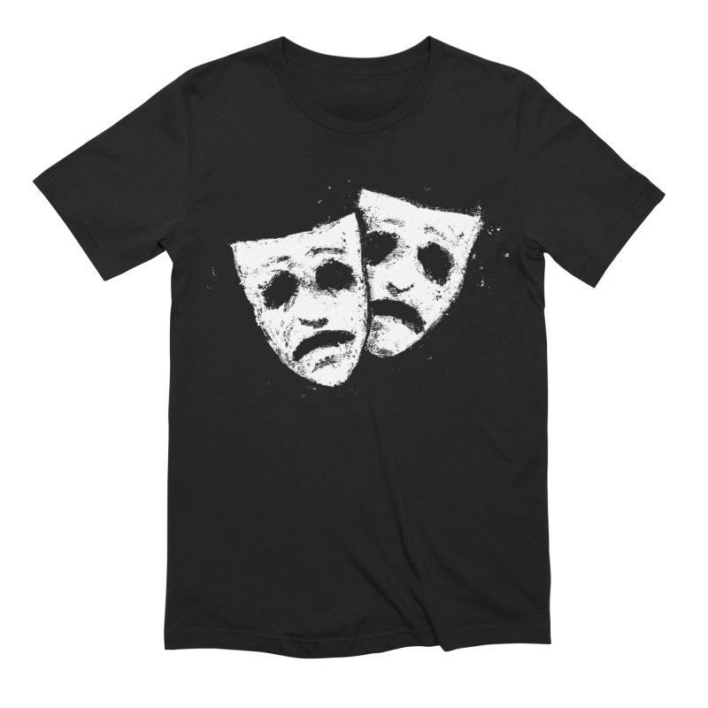 Nothing to Laugh About Men's Extra Soft T-Shirt by Fox Shiver's Artist Shop