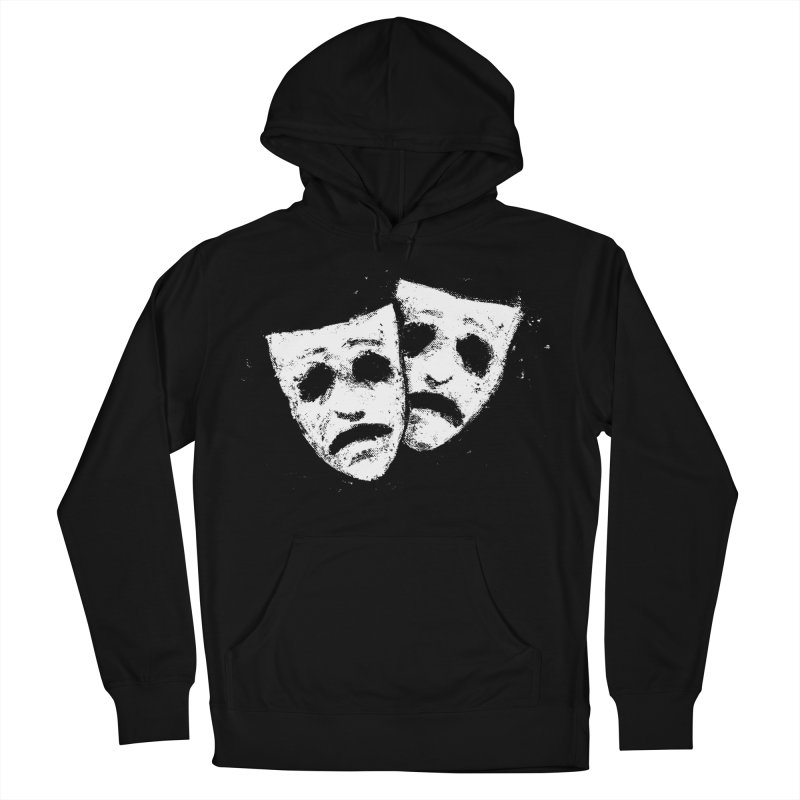 Nothing to Laugh About Women's French Terry Pullover Hoody by Fox Shiver's Artist Shop