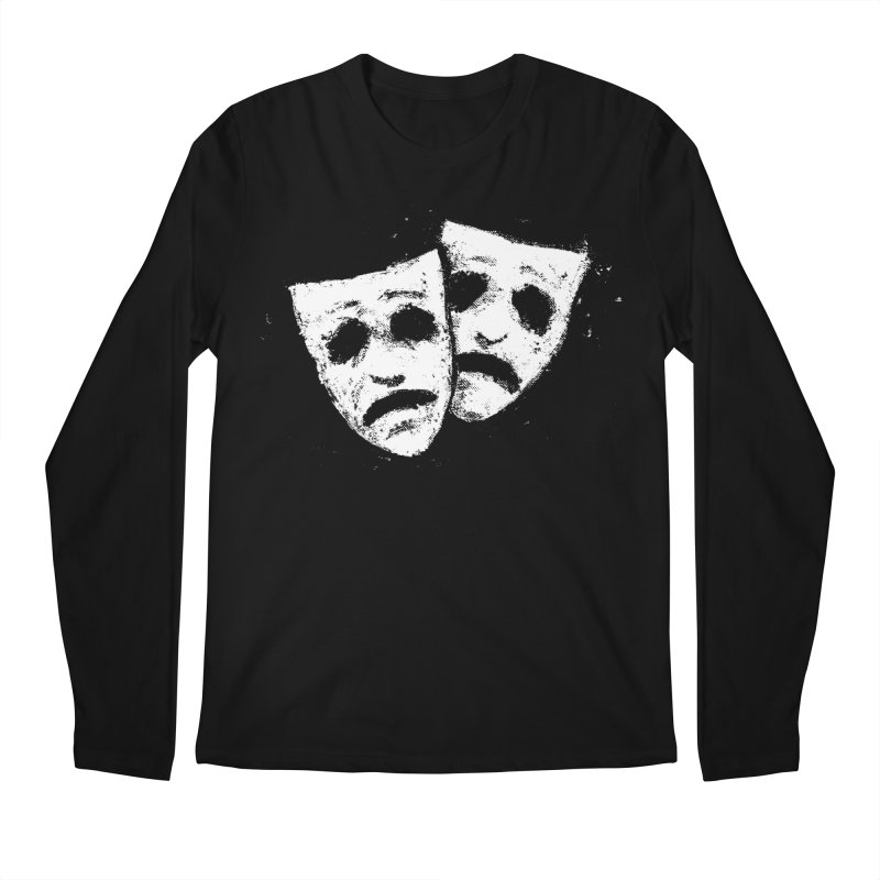 Nothing to Laugh About Men's Regular Longsleeve T-Shirt by Fox Shiver's Artist Shop