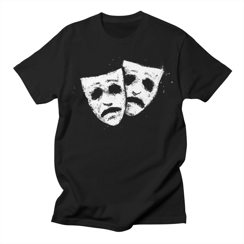 Nothing to Laugh About Men's Regular T-Shirt by Fox Shiver's Artist Shop
