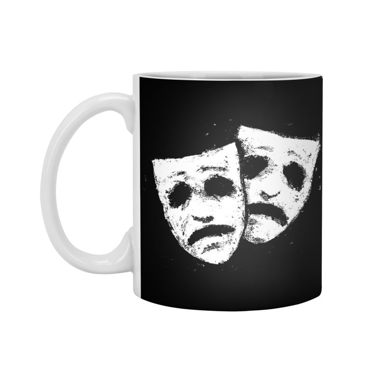 Nothing to Laugh About Accessories Standard Mug by Fox Shiver's Artist Shop