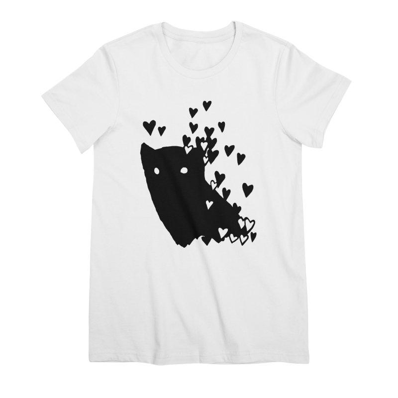 Lovely Women's Premium T-Shirt by Fox Shiver's Artist Shop