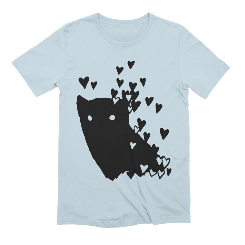 Lovely Men's Extra Soft T-Shirt by Fox Shiver's Artist Shop