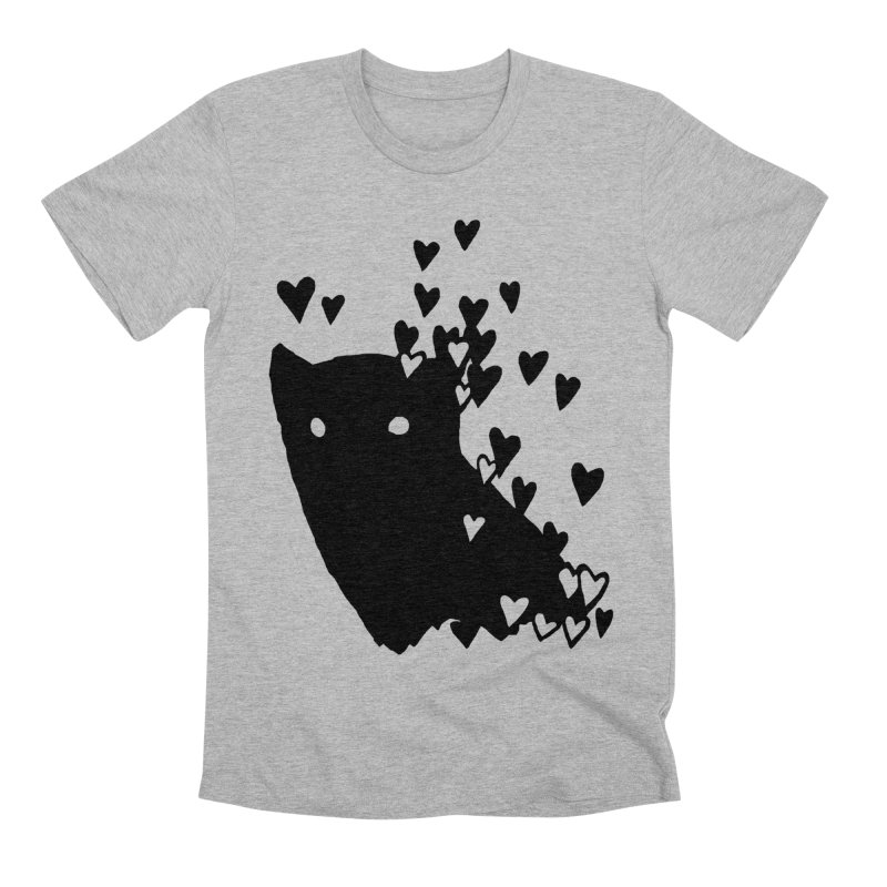 Lovely Men's Premium T-Shirt by Fox Shiver's Artist Shop