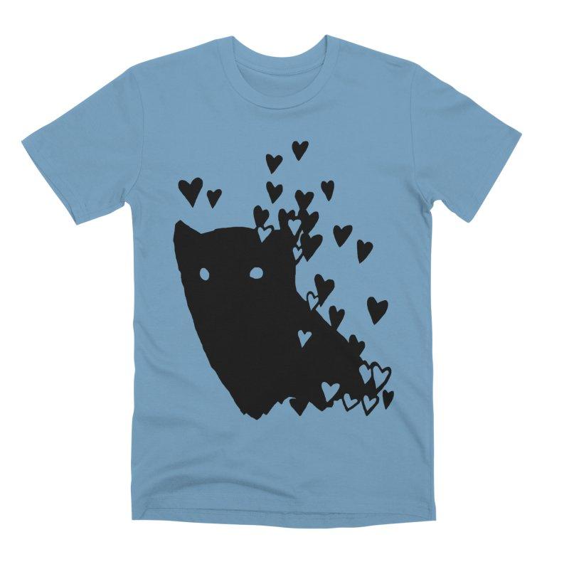 Lovely Men's Premium T-Shirt by Fox Shiver's Artist Shop
