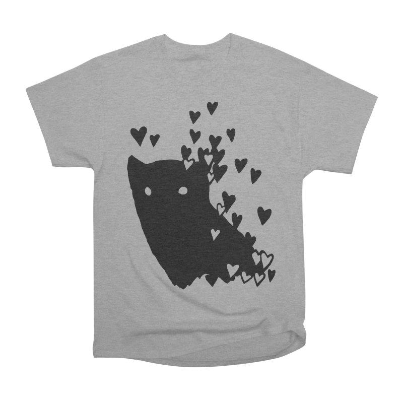 Lovely Women's Heavyweight Unisex T-Shirt by Fox Shiver's Artist Shop