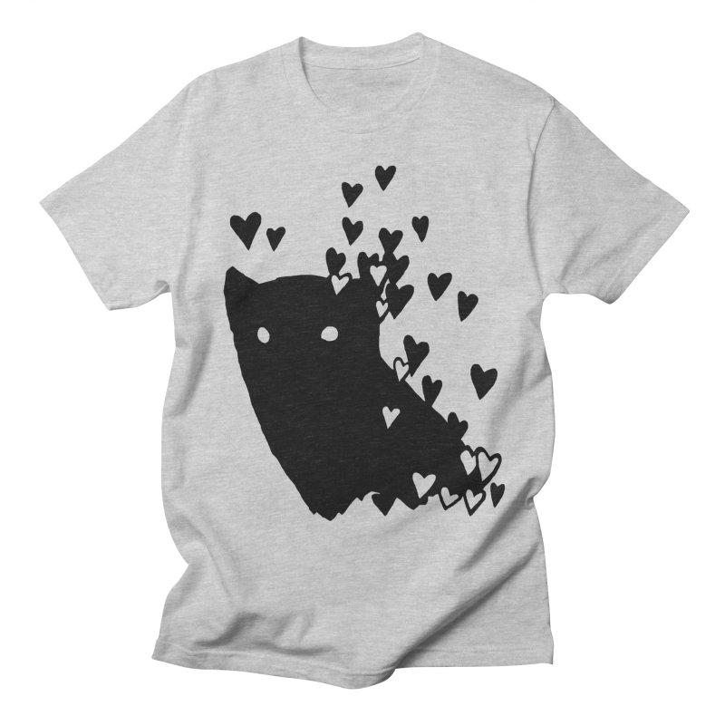 Lovely Men's Regular T-Shirt by Fox Shiver's Artist Shop