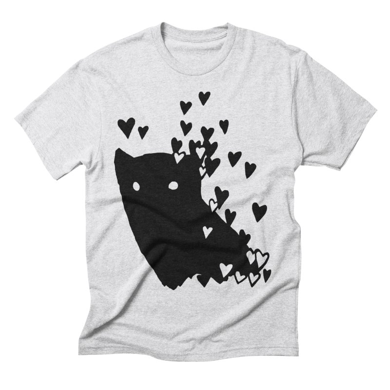 Lovely Men's Triblend T-Shirt by Fox Shiver's Artist Shop