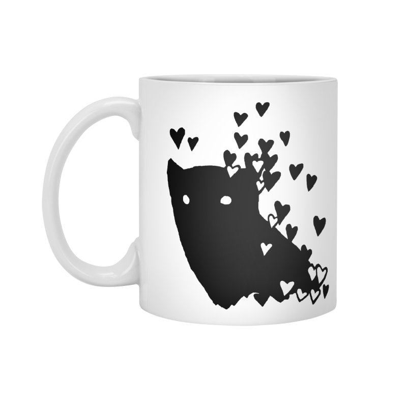 Lovely Accessories Standard Mug by Fox Shiver's Artist Shop