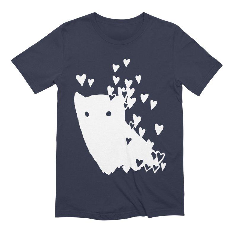 Lovely (Black Variant) Men's Extra Soft T-Shirt by Fox Shiver's Artist Shop