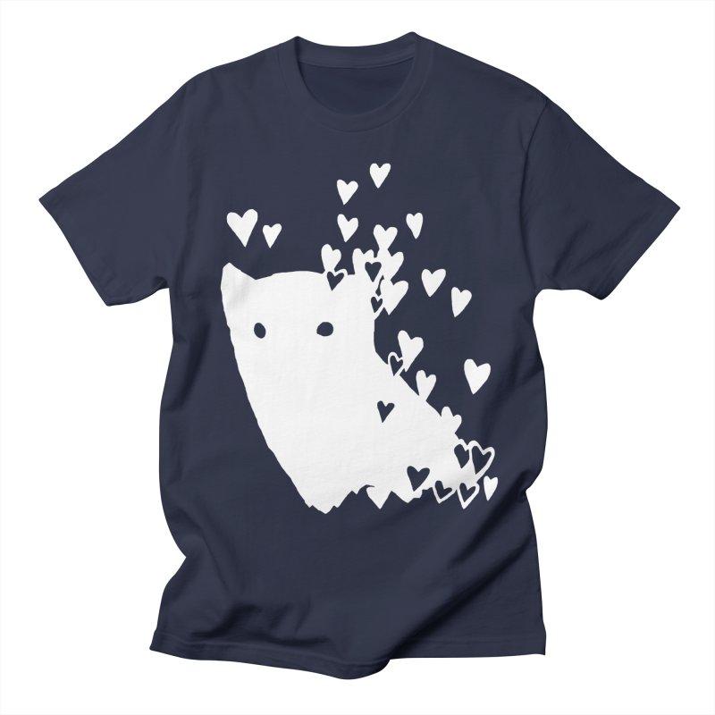 Lovely (Black Variant) Women's Regular Unisex T-Shirt by Fox Shiver's Artist Shop