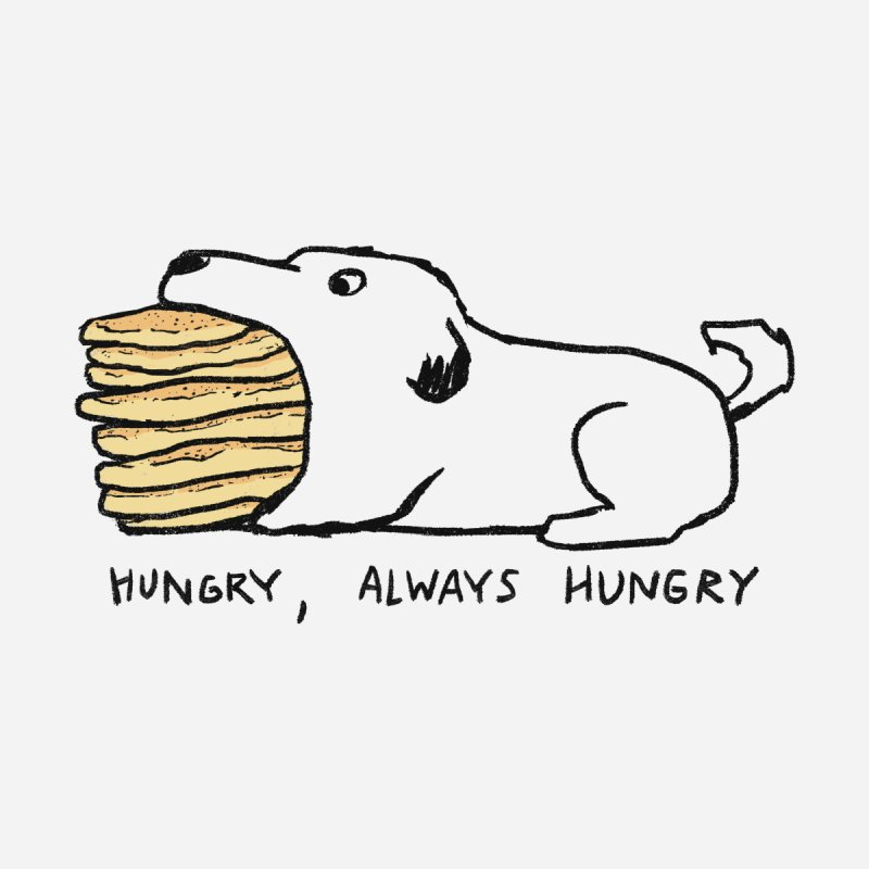 Hungry, Always Hungry by Fox Shiver's Artist Shop