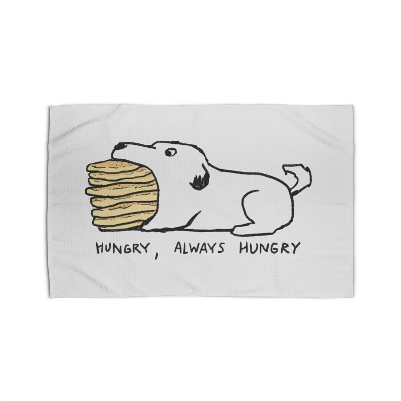 Hungry, Always Hungry Home Rug by Fox Shiver's Artist Shop