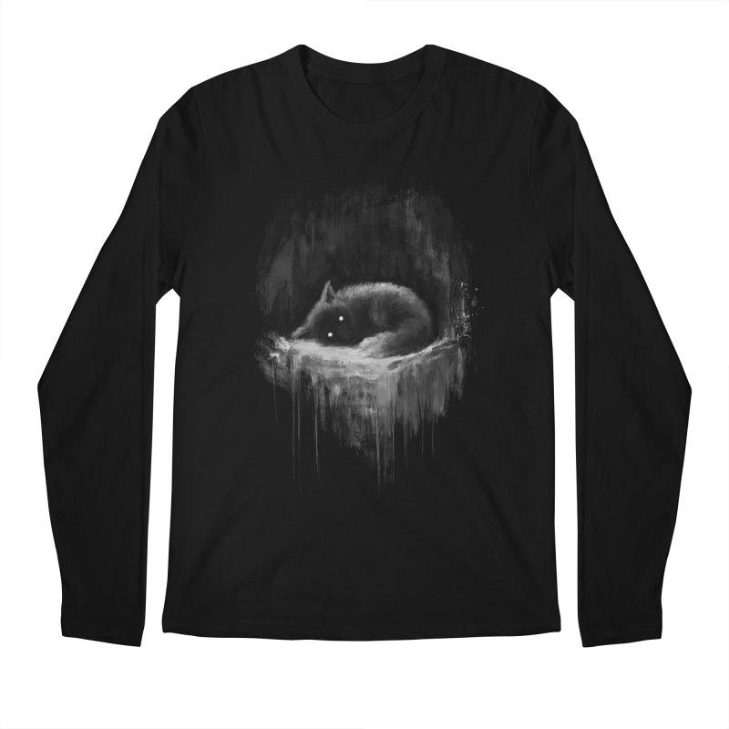 Fox Wish Men's Regular Longsleeve T-Shirt by Fox Shiver's Artist Shop