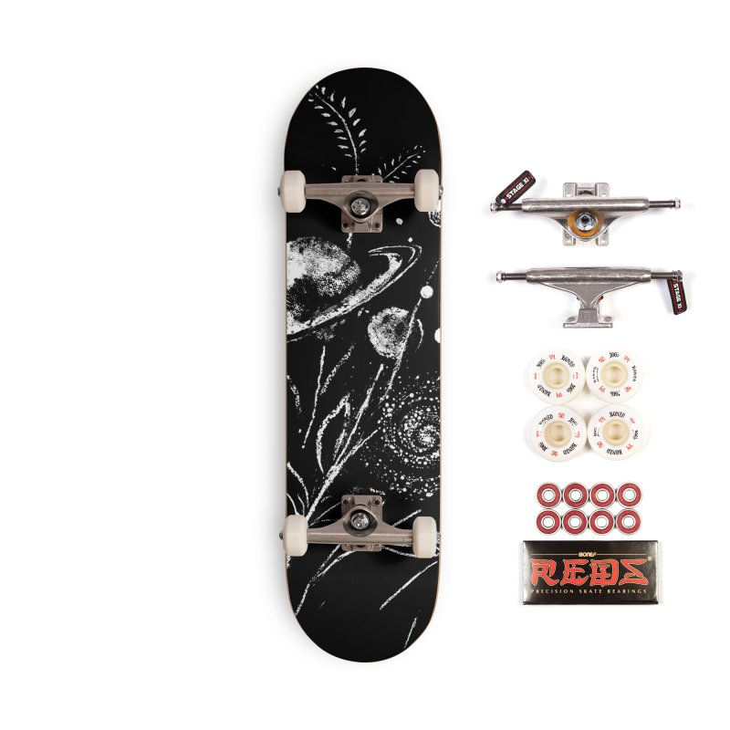 Space Botanica Accessories Skateboard by Fox Shiver