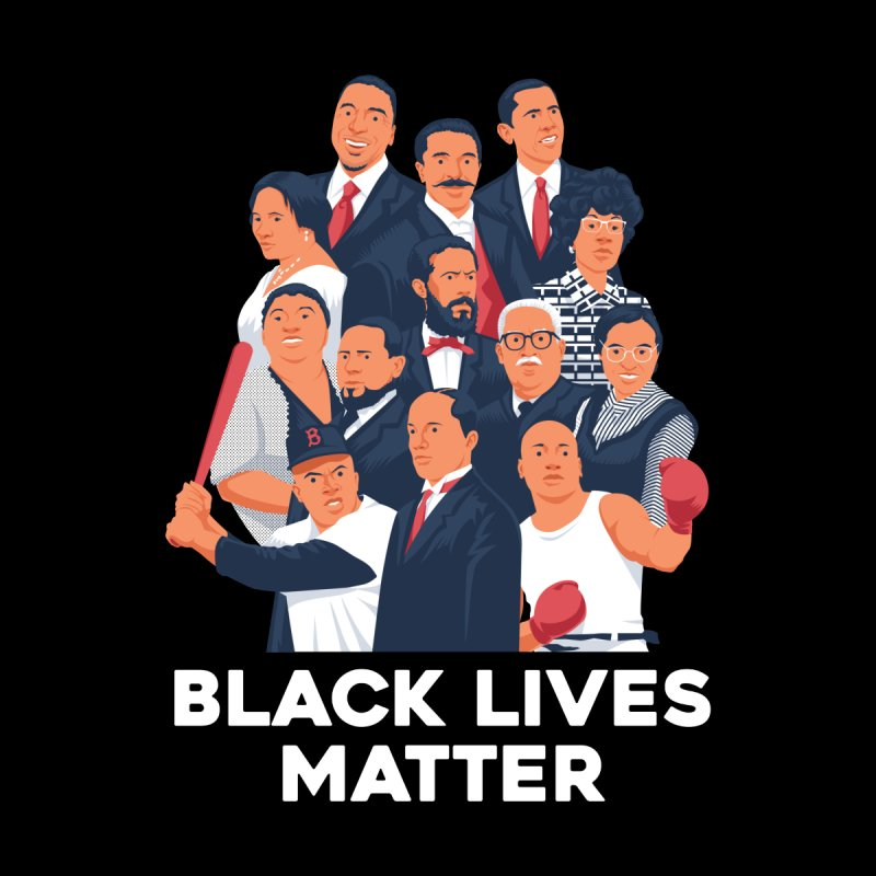 FIRST ACHIEVEMENT IN BLACK HISTORY - BLACK LIVES MATTER Men's T-Shirt by fp93's Shop