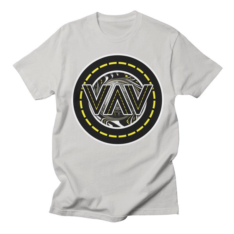 The Fractal Roads of Vans and Villains in VanLife Women's Regular Unisex T-Shirt by The Fractal Art of San Jaya Prime