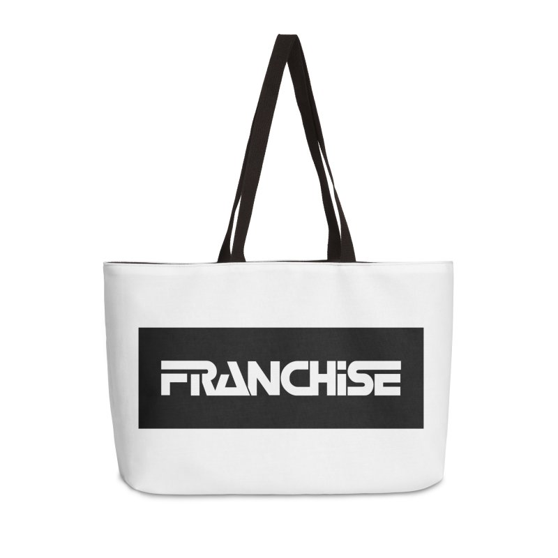 Franchise Accessories Accessories Weekender Bag Bag by Franchise Merchandise