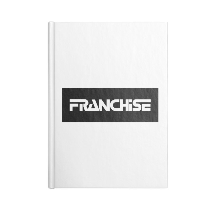 Franchise Accessories Accessories Blank Journal Notebook by Franchise Merchandise