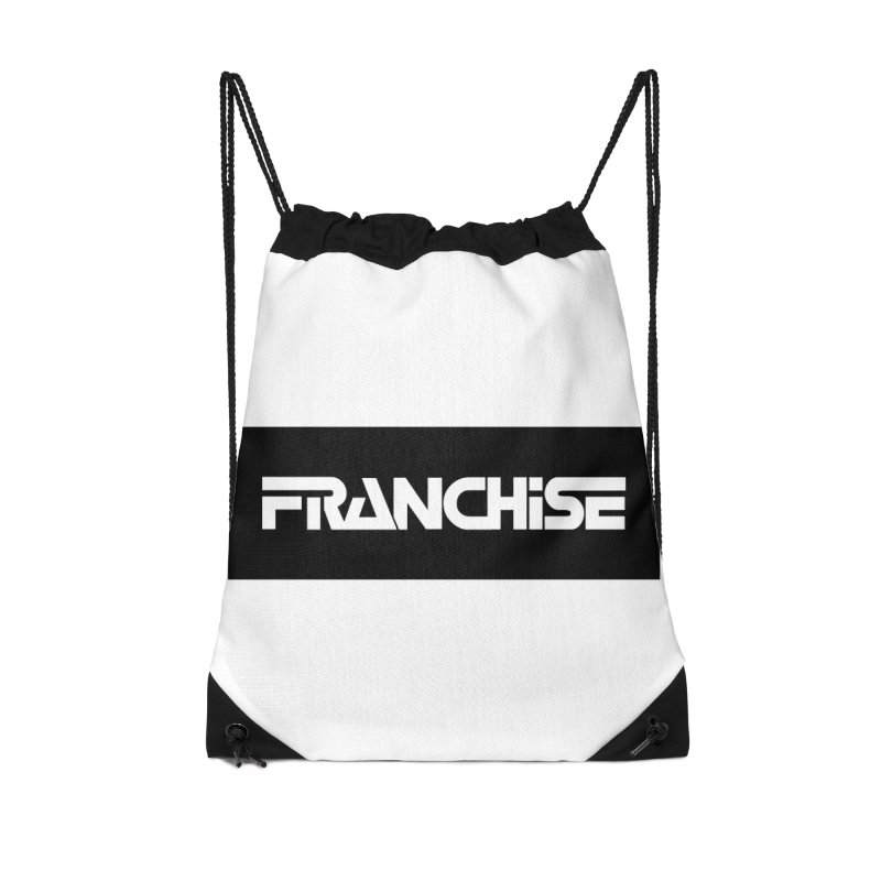 Franchise Accessories Accessories Drawstring Bag Bag by Franchise Merchandise