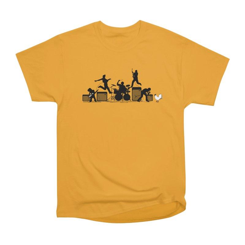 rock out Men's Classic T-Shirt by francobolli's shop