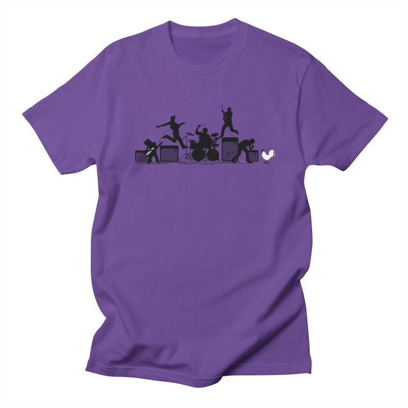 rock out Women's Unisex T-Shirt by francobolli's shop
