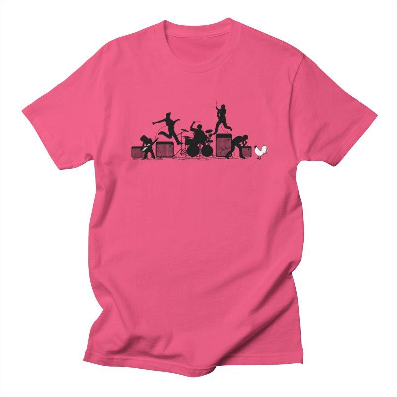 rock out Men's T-Shirt by francobolli's shop