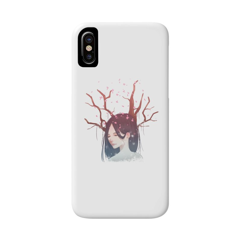 Spring Comes Again Accessories Phone Case by Fran Shop