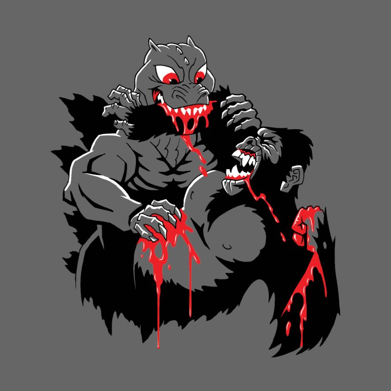 Let Them Fight! by Frankenstein's Artist Shop