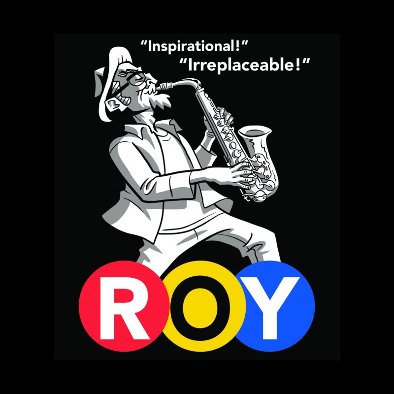Roy Subway Poster (Black-on-Color Version) by Frankenstein's Artist Shop