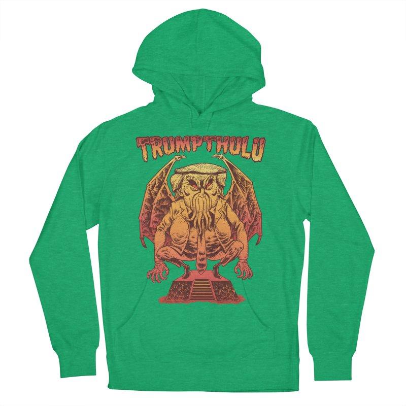TRUMPTHULU Women's Pullover Hoody by Frankenstein's Artist Shop
