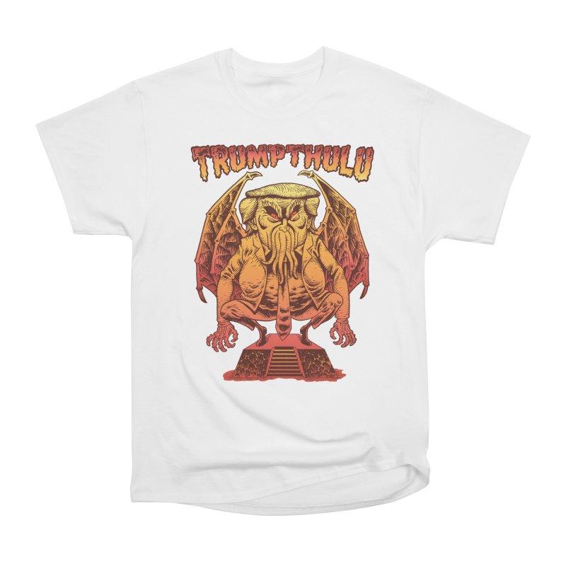 TRUMPTHULU Men's Classic T-Shirt by Frankenstein's Artist Shop