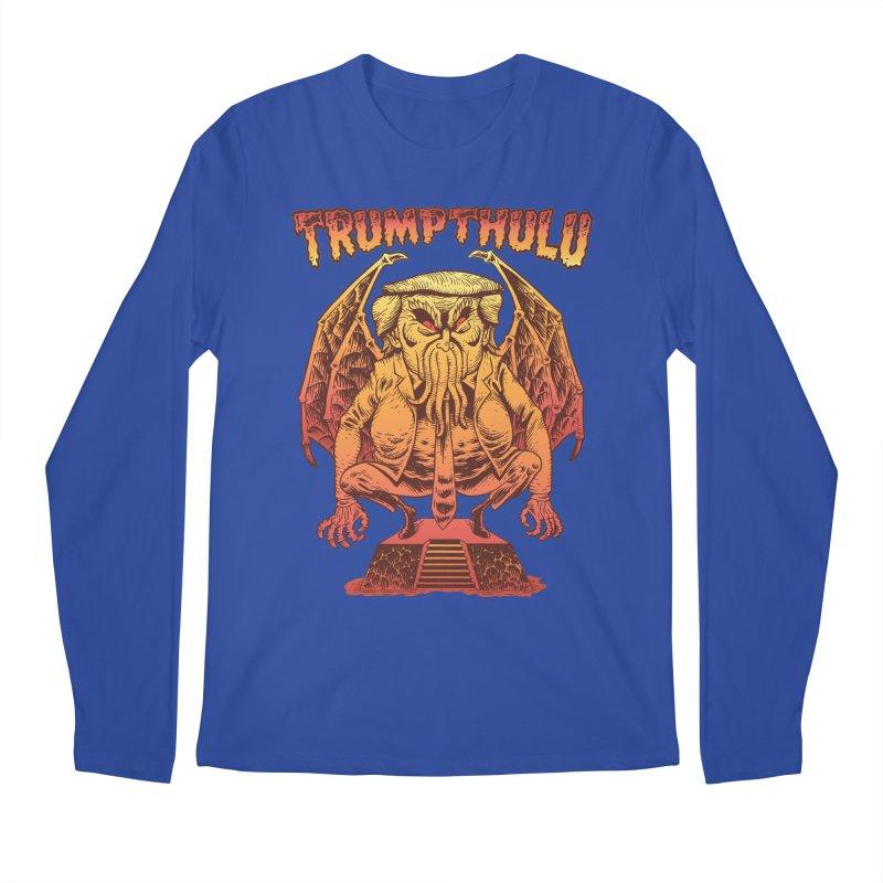 TRUMPTHULU Men's Longsleeve T-Shirt by Frankenstein's Artist Shop