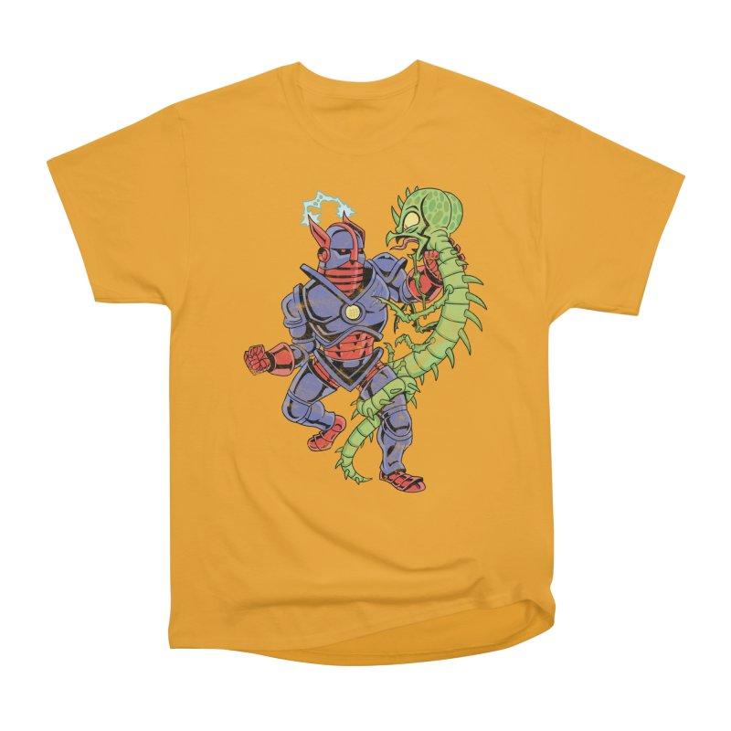 NEUTRO vs. SERPENTIPEDE Men's Classic T-Shirt by Frankenstein's Artist Shop