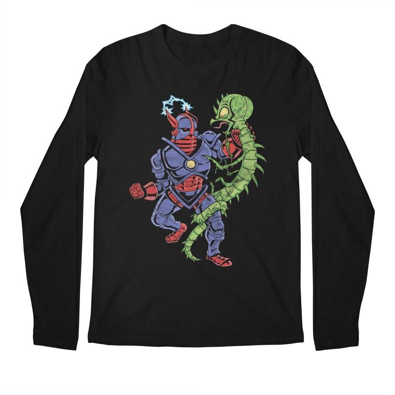NEUTRO vs. SERPENTIPEDE Men's Longsleeve T-Shirt by Frankenstein's Artist Shop