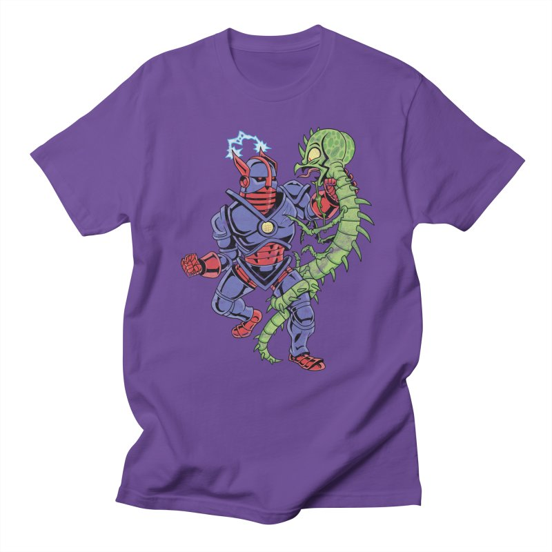 NEUTRO vs. SERPENTIPEDE Men's T-Shirt by Frankenstein's Artist Shop