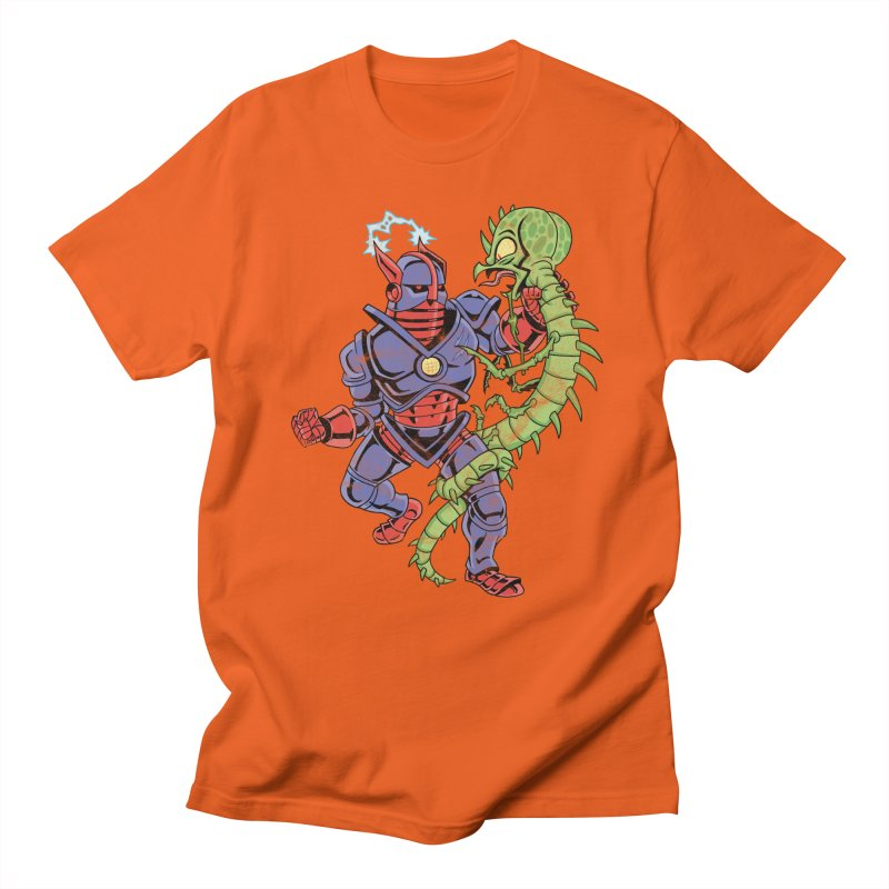 NEUTRO vs. SERPENTIPEDE Women's Regular Unisex T-Shirt by Frankenstein's Artist Shop