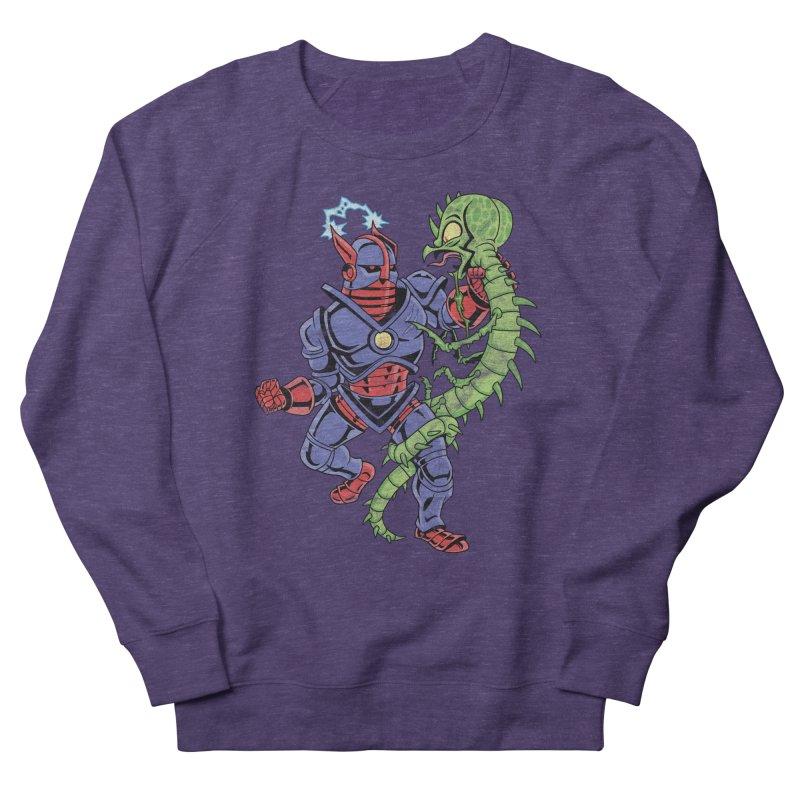 NEUTRO vs. SERPENTIPEDE Women's French Terry Sweatshirt by Frankenstein's Artist Shop