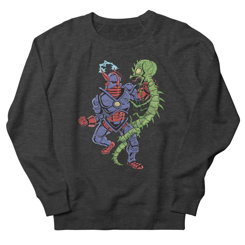 NEUTRO vs. SERPENTIPEDE Men's Sweatshirt by Frankenstein's Artist Shop
