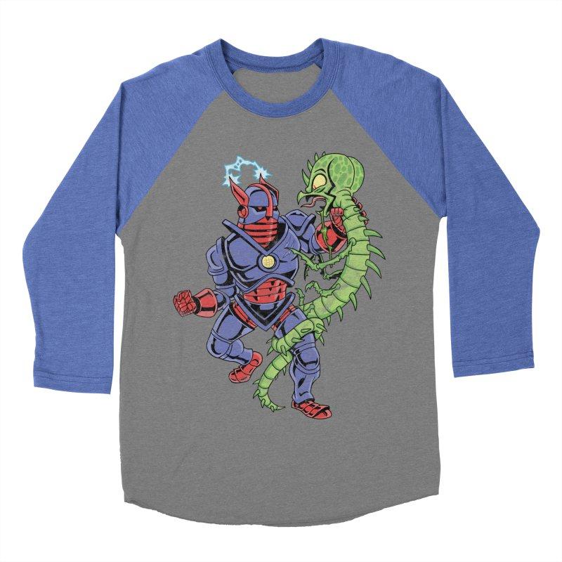 NEUTRO vs. SERPENTIPEDE Men's Baseball Triblend T-Shirt by Frankenstein's Artist Shop