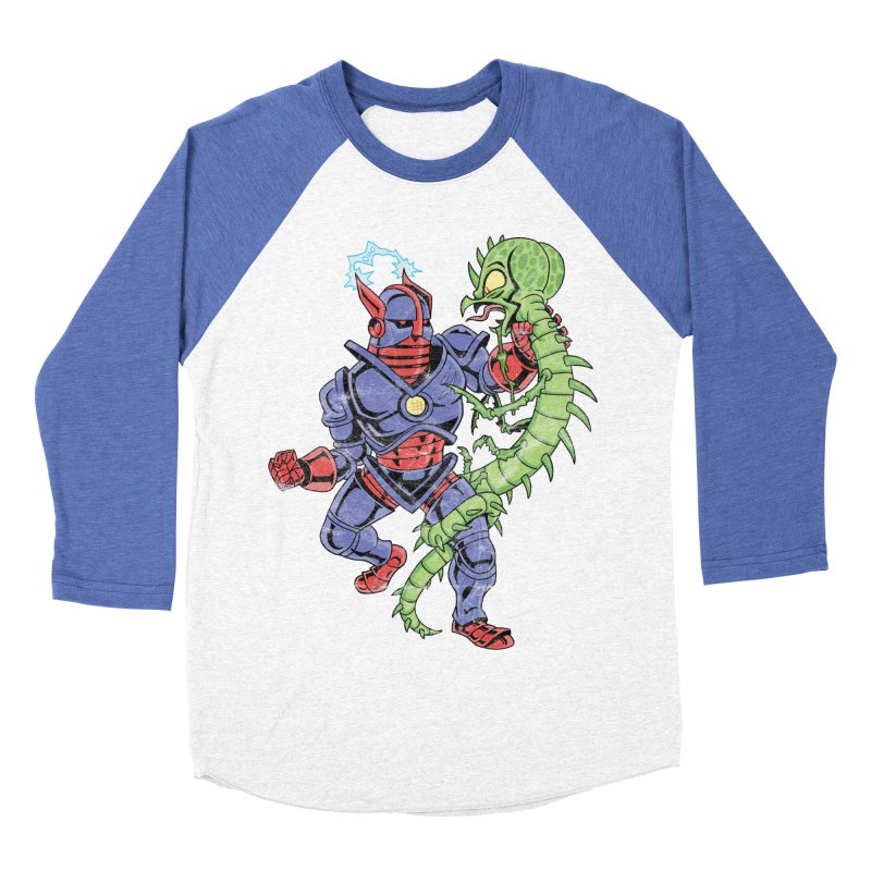 NEUTRO vs. SERPENTIPEDE Men's Baseball Triblend T-Shirt by Frankenstein's Artist Shop