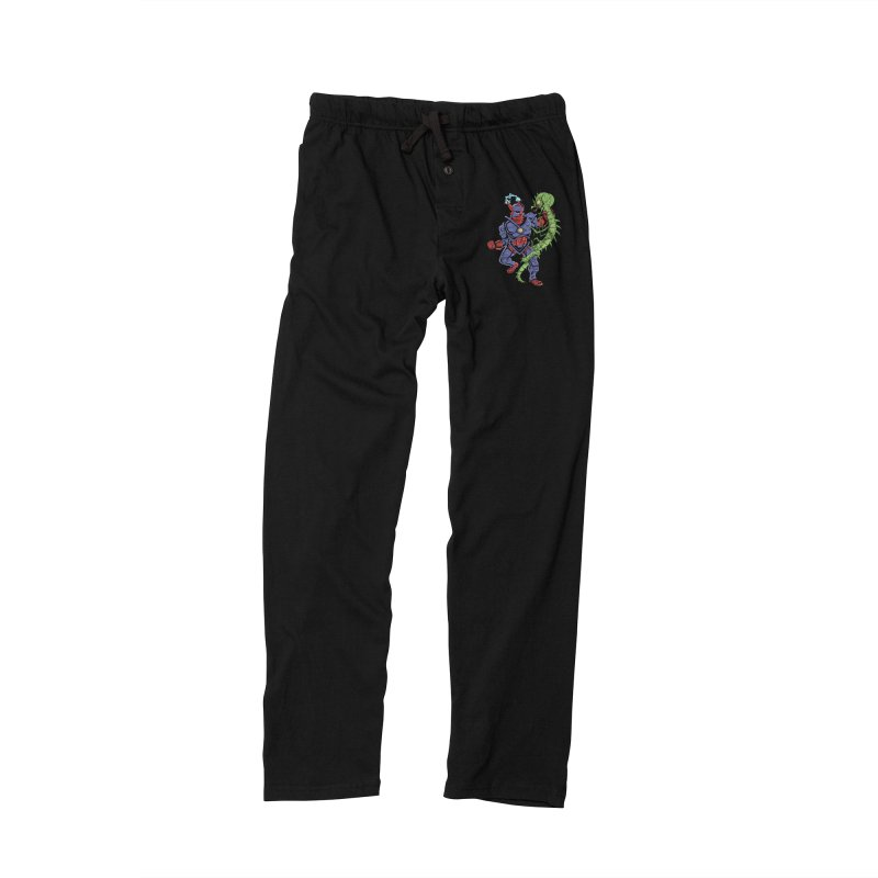 NEUTRO vs. SERPENTIPEDE Women's Lounge Pants by Frankenstein's Artist Shop