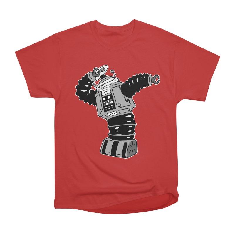 DAB Robot Women's Classic Unisex T-Shirt by Frankenstein's Artist Shop