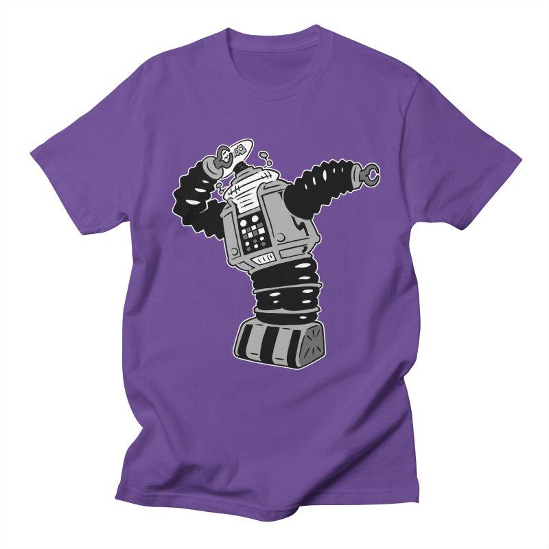 DAB Robot Women's Unisex T-Shirt by Frankenstein's Artist Shop